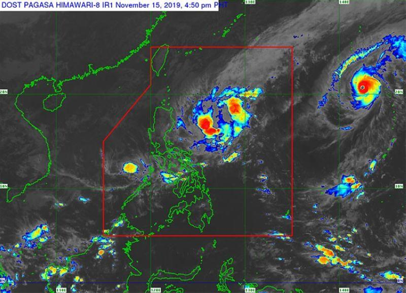 'Ramon' weakens, remains almost stationary