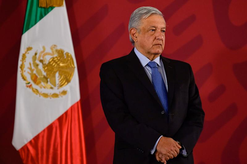 Mexican President Andres Manuel Lopez Obrador is trying to alleviate economic hardships.