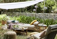 """<p>Spring into summer with a relaxing garden lounger. Simply add some soft cushions and you'll have your own outdoor haven. </p><p>'Whether you have a sprawling garden or city terrace you can achieve a country garden look by incorporating some wicker elements, plant ladders and country style pots,' explains the retailer.</p><p><a class=""""link rapid-noclick-resp"""" href=""""https://go.redirectingat.com?id=127X1599956&url=https%3A%2F%2Fwww.johnlewis.com%2Fbrowse%2Ffurniture-lights%2Fgarden%2Fgarden-seating%2F_%2FN-5up0&sref=https%3A%2F%2Fwww.redonline.co.uk%2Finteriors%2Fhomeware%2Fg36003381%2Fjohn-lewis-garden-collection-spring-summer%2F"""" rel=""""nofollow noopener"""" target=""""_blank"""" data-ylk=""""slk:SHOP NOW"""">SHOP NOW</a></p>"""