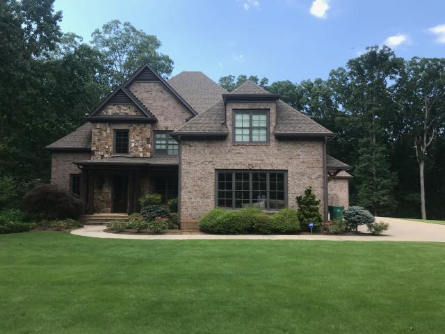 LeSean McCoy's home in Alpharetta, Georgia. (Yahoo Sports)