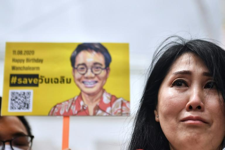 Wanchalearm Satsaksit's sister Sitanun has vowed to pursue the truth of her brother's abduction in Cambodia a year ago