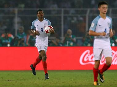 FIFA dismisses England's Rhian Brewster claims of alleged racist abuse during U-17 World Cup in India