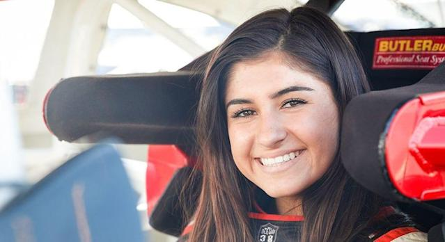 AVONDALE, Ariz. -- At her current scorching pace, it feels like rising superstar Hailie Deegan will be racing at NASCAR's highest levels much sooner than later. But why rush a good thing? That's how Kevin Harvick, one of the 17-year-old driver's most vocal proponents, feels. RELATED: Deegan wins K&N West opener at Las Vegas | Deegan lands […]