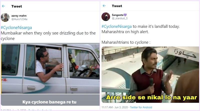Mumbai is Safe From Cyclone Nisarga, Netizens React With Funny Memes to Express Relief From Cyclonic Storm