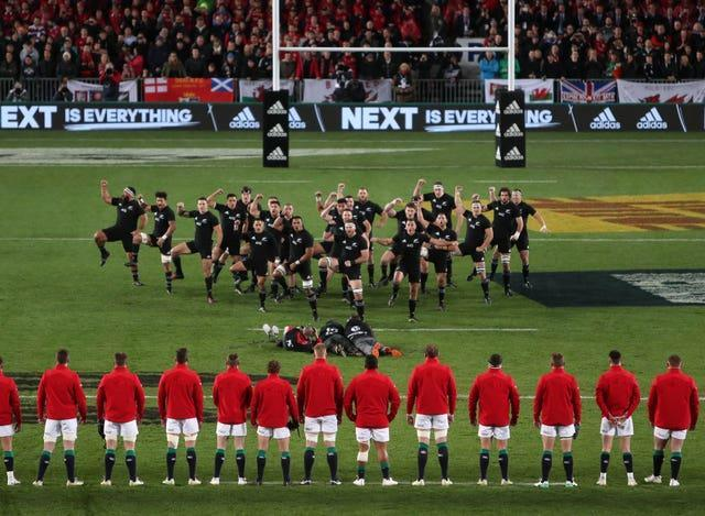 The Lions drew their series against the All Blacks four years ago