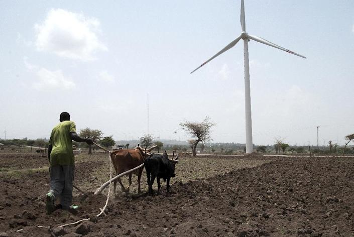 Submissions the UN received up to October 1 cover 86% of the world's greenhouse gas emissions (AFP Photo/Vincent Defait)