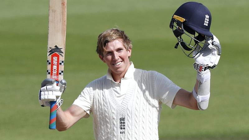 Zak Crawley up for two PCA awards after impressive summer