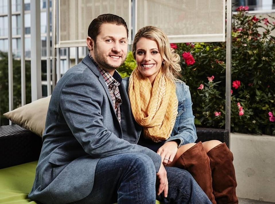 Married At First Sight, Ashley Petta, Anthony DAmico