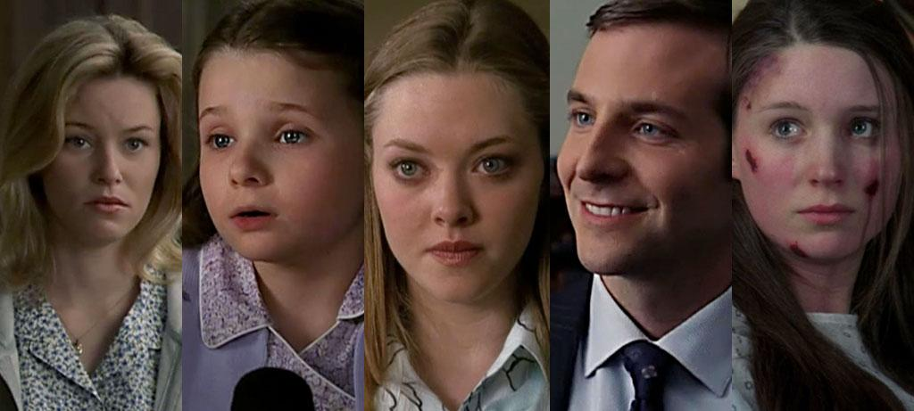 "<b>Big Screen</b><br>Elizabeth Banks '01 -- ""Sacrifice"" (SVU)<br>Abigail Breslin '04 -- ""Birthright"" (SVU)<br>Amanda Seyfried '04 -- ""Outcry"" (SVU)<br>Bradley Cooper '05 -- ""Night"" (SVU), '05 ""Day"" (TBJ)<br>Rooney Mara '06 -- ""Fat"" (SVU)<br><br>Talk about getting into your character. Did Elizabeth Banks' role as porn actress help her go through the motions with Seth Rogen in ""Zach and Miri Make a Porn Movie""? How did precocious Abigail Breslin's experience with family dysfunction as a 6-year-old kidnap victim in a custody battle prep her for ""Little Miss Sunshine""? Rooney Mara had to relive on screen the <a>same sexual violation</a> on ""SVU"" for ""The Girl with the Dragon Tattoo."" Amanda Seyfried, after many twists and turns, confronted her rapist -- maybe that gumption carried her through roles like ""Red Riding Hood,"" ""Gone,"" and the upcoming titular role in ""Lovelace"" -- plus all those negative reviews for her romance films. Bradley Cooper's role as a defense attorney for a suspected serial rapist must have retained that scummy underbelly for ""The Words"" -- not to mention ""The Hangover.""<br><br><em>Who else made it big after their ""L&O"" appearance? Let us know in the comments below.</em>"