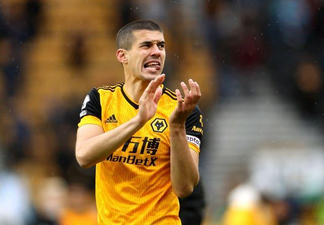 Conor Coady believes his side have deserved more from their their two Premier League games this season