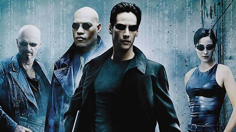 The Wachowski siblings delivered a sci-fi classic with 'The Matrix'. (Credit: Warner Bros)