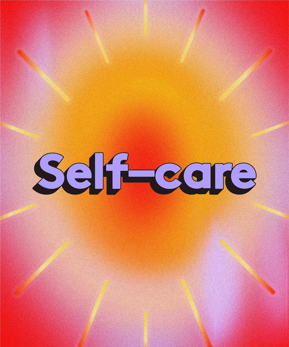 """<h2>Self-care Mindful Journals</h2> <br>It's a term that you've probably heard more times last year than in your entire life thus far — """"self-care."""" However as much as brands may tell you that self-care is as simple as applying skin care while clad in a fluffy robe, the truth is that self-care looks different for everyone. Tap into your <em>own</em> version of soul-nurturing """"happy triggers"""" (as my therapist affectionately calls things like bike-riding and painting my nails, for me) with a mindful journal that allows you to begin or end any day on a high note."""