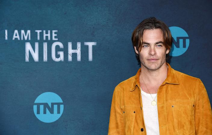 "Chris Pine attends TNT's ""I Am The Night"" EMMY For Your Consideration Event (Photo by Amanda Edwards/Getty Images)"