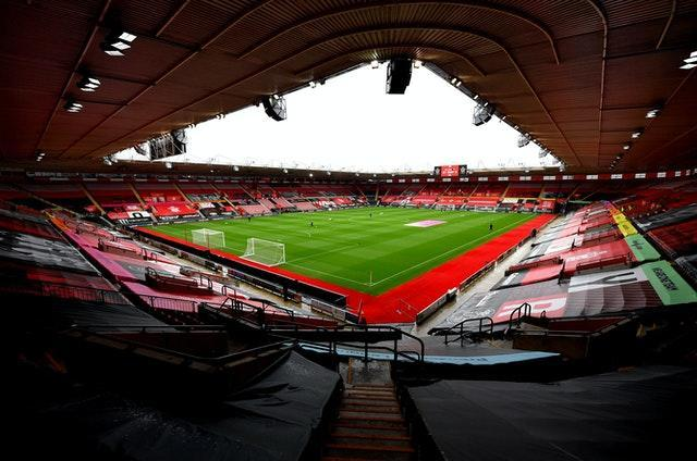 Southampton v West Bromwich Albion – Premier League – St Mary's