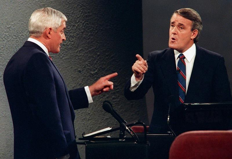 Some highlights from the life and career of former prime minister John Turner