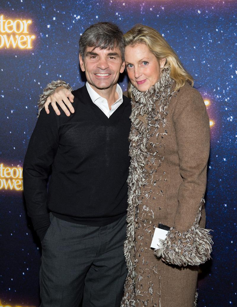 Ali Wentworth, comedian and wife ofABC news anchor George Stephanopoulos, is ill with COVID-19.
