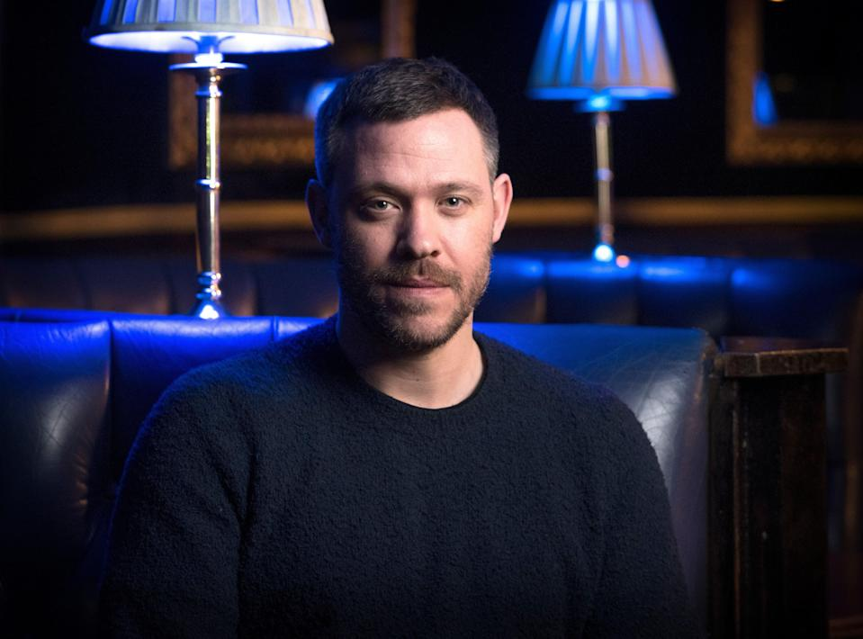 Will Young in 2018 (Geoff Pugh/Shutterstock)