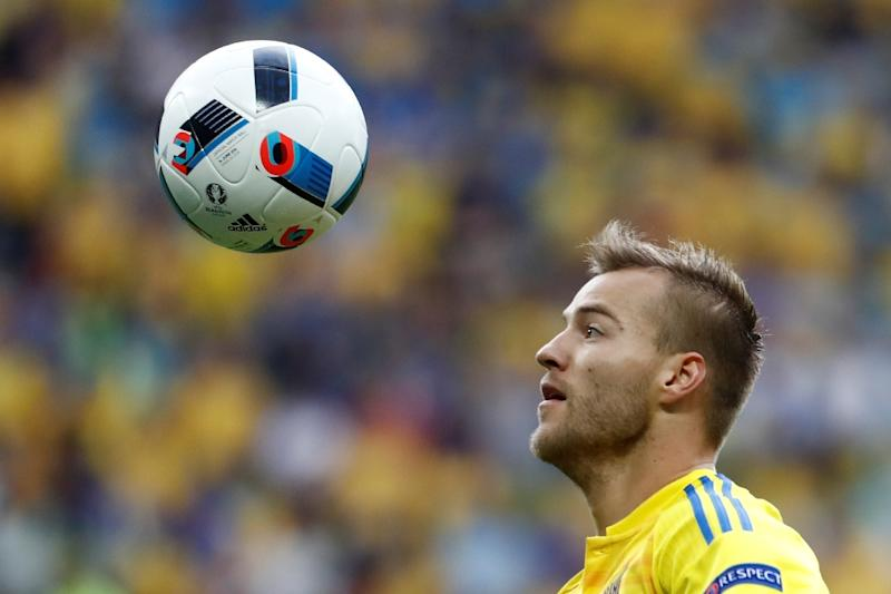 Borussia Dortmund sign Andrey Yarmolenko from Dynamo Kiev in reported £23m deal