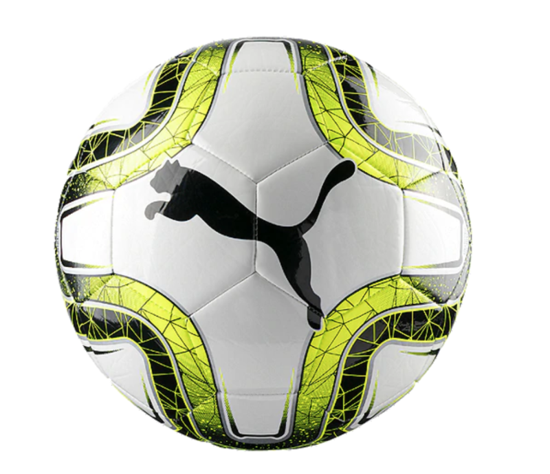 Puma Final 6 Ms Trainer Size 5 Soccer Ball. Image via Sport Chek.