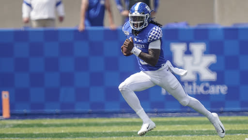 Kentucky hopes its depth results in more balance, victories