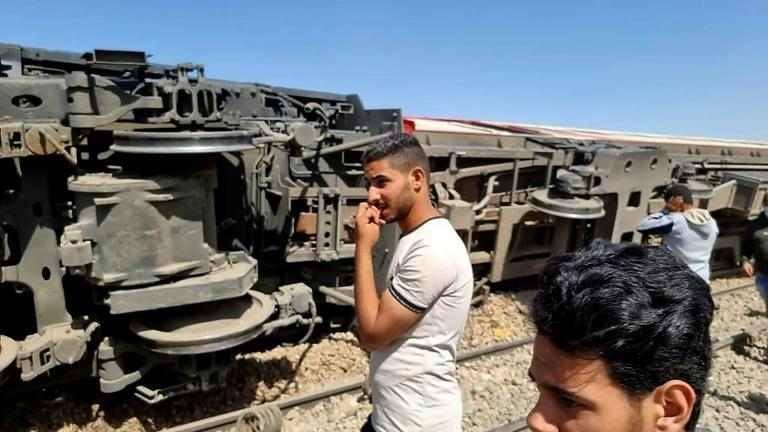 Egypt has been plagued by fatal rail accidents for years widely blamed on crumbling infrastructure and poor maintenance