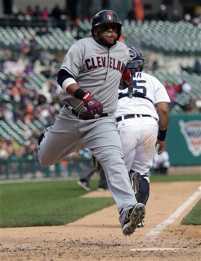 Indians rally late, beat Tigers 4-3 in 10 innings