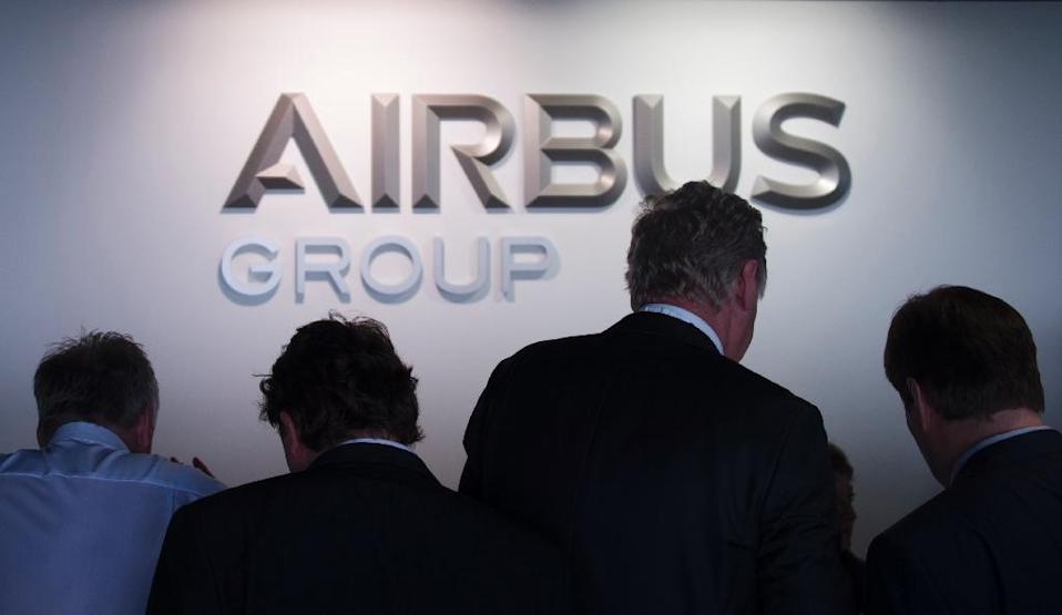 Airbus said on April 30, 2015 it would file a criminal complaint against persons unknown following German media reports it had become the target of US industrial espionage (AFP Photo/Johannes Eisele)