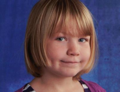 Amber Lucius, aged nine, died of a combination of hypothermia, smoke inhalation and carbon monoxide poisoning