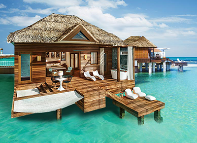 5 Overwater Bungalow Resorts That Are So Much Easier To Get
