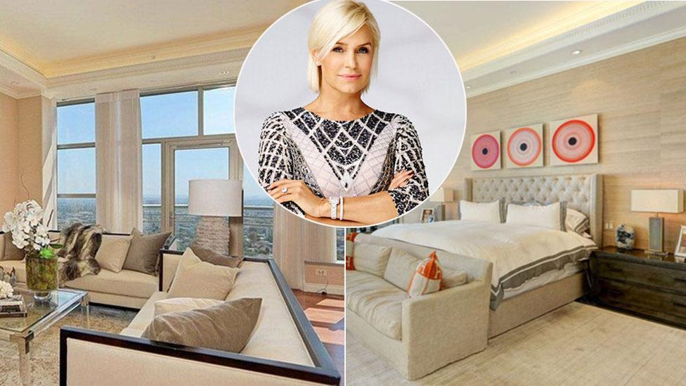 Yolanda sold her LA Penthouse for $6.73M
