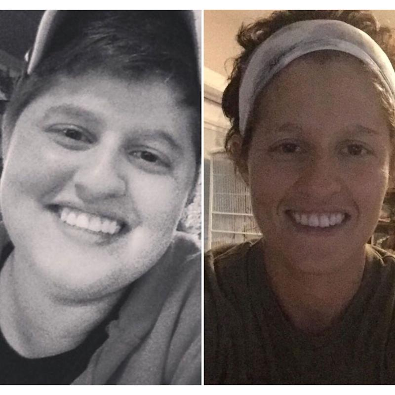 Ashely weight loss journey