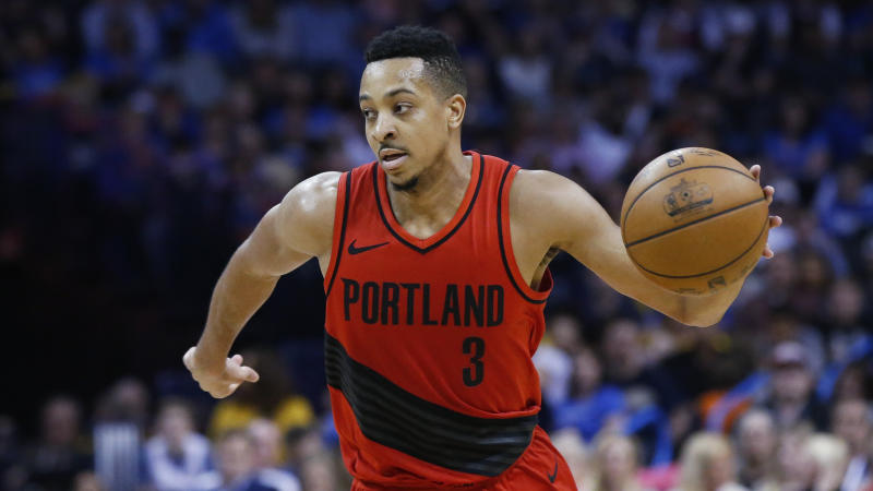 Portland Trail Blazers star CJ McCollum received offseason PRP injection 3cacb985a