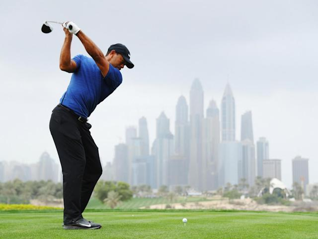 The American played in the Dubai Desert Classic earlier this season (Getty)