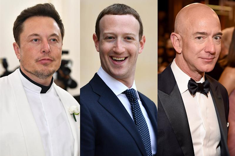 """Forbes 's """"100 Most Innovative Leaders"""" List Includes Only One Woman"""