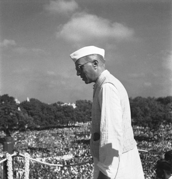 """<p>The 'Tryst with Destiny' speech was delivered by Nehru on the eve of India's Independence, towards midnight on 14 August 1947. It is still considered one of the monumental speeches given by an Indian politician. Read the full speech <a rel=""""nofollow"""" href=""""http://en.wikipedia.org/wiki/Tryst_with_Destiny"""">here</a>. </p>"""
