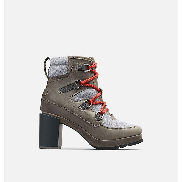 "<p>sorel.com</p><p><strong>$220.00</strong></p><p><a href=""https://go.redirectingat.com?id=74968X1596630&url=https%3A%2F%2Fwww.sorel.com%2Fblake-lace-bootie-1870931.html&sref=https%3A%2F%2Fwww.townandcountrymag.com%2Fstyle%2Ffashion-trends%2Fg28225508%2Ffall-boots%2F"" rel=""nofollow noopener"" target=""_blank"" data-ylk=""slk:Shop Now"" class=""link rapid-noclick-resp"">Shop Now</a></p><p>Pops of color in the laces and a stacked heel make these waterproof boots so fashionable no one will ever realize how rugged they are. </p>"