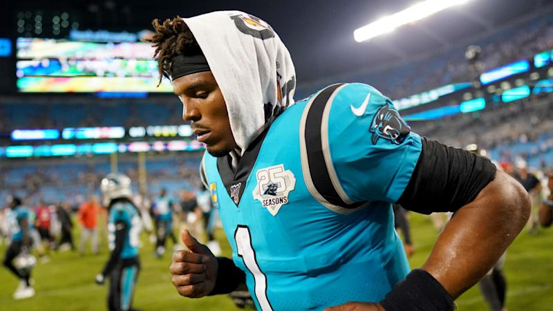 Former Patriots player explains why Cam Newton won't start for New England
