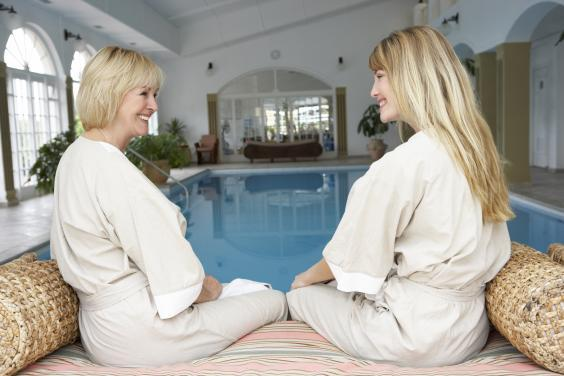 Treat your mother to a spa day for you to enjoy as well (Getty Images/iStockphoto)