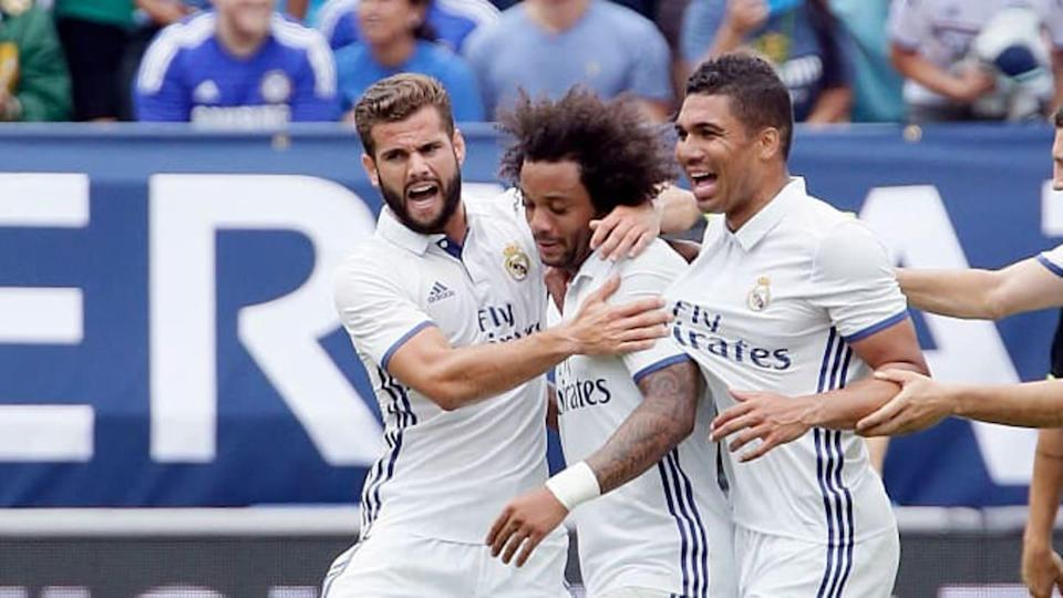 International Champions Cup 2016 - Real Madrid v Chelsea   Duane Burleson/Getty Images