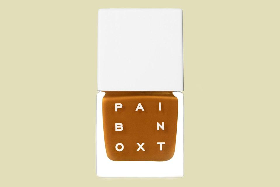 Paintbox Single Nail Lacquer in Like Camel