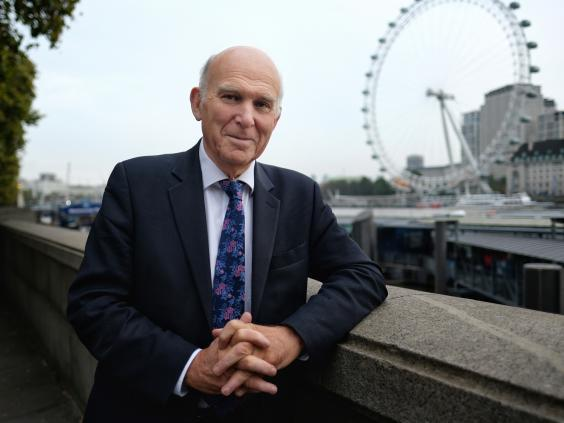 Sir Vince Cable says neither Labour nor the Lib Dems are unlikely to win a majority (The Independent)