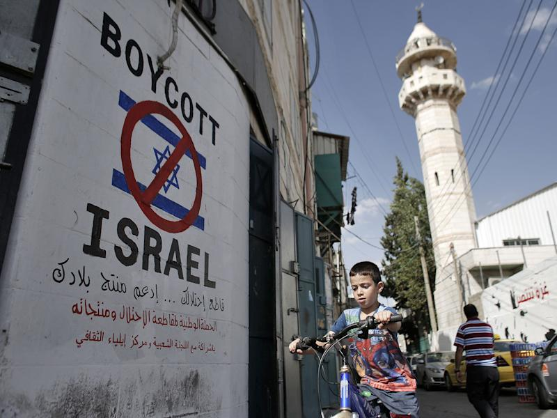 The BDS movement has urged businesses, artists and universities to sever ties with Israel: AHMAD GHARABLI/AFP/Getty Images