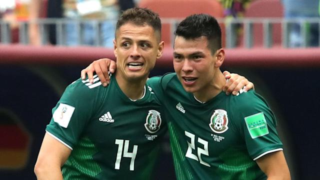 After stunning World Cup holders Germany, Mexico are expected to take the initiative against a South Korea team in desperate need of points.