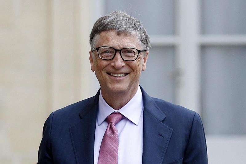 Bill Gates Is the Richest He's Ever Been
