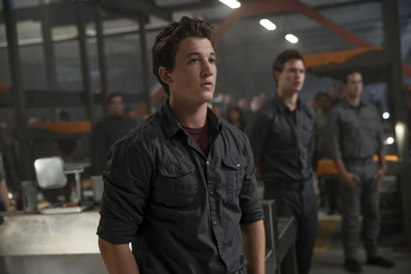 Miles Teller Isn't So Sure About This 'Divergent' TV Movie Thing