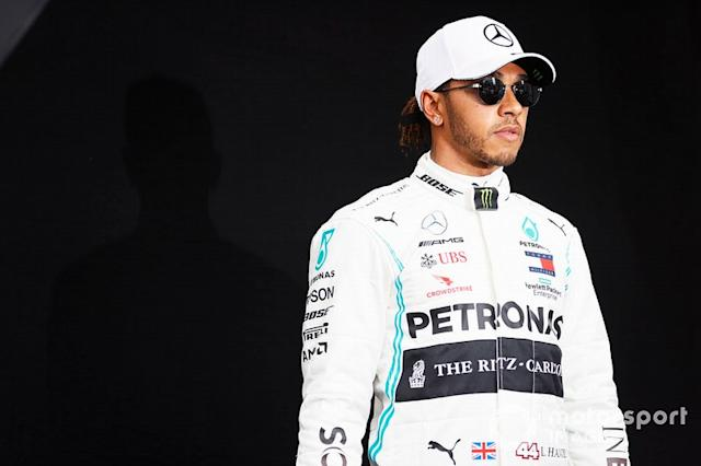"Lewis Hamilton, Mercedes-AMG Petronas F1 <span class=""copyright"">Andy Hone / Motorsport Images</span>"