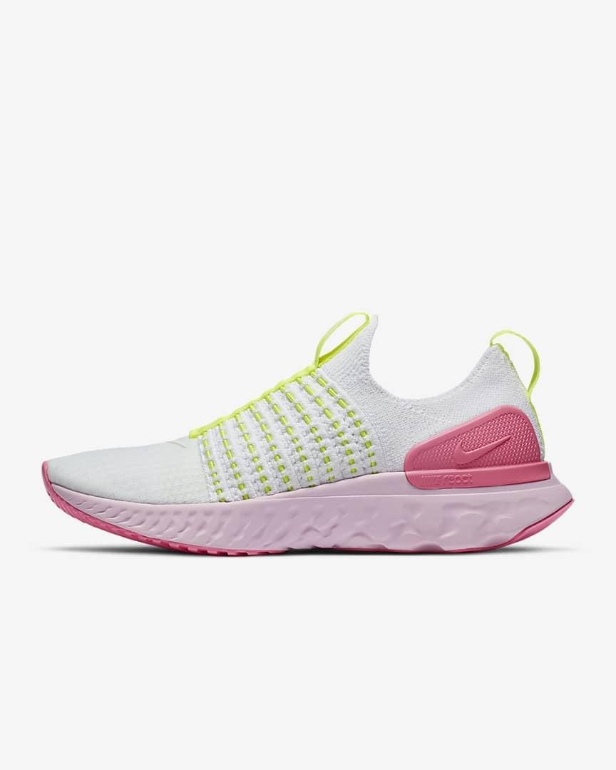 <p>If you want a comfortable, flexible shoe, you can't go wrong with this <span>Nike React Phantom Run Flyknit 2 Running Shoe</span> ($117, originally $140).</p>