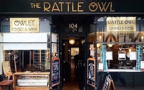 The Rattle Owl