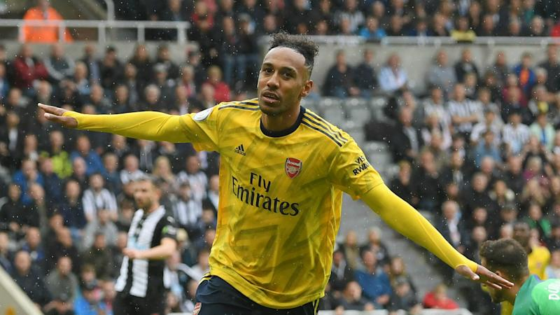 Newcastle United 0-1 Arsenal: Aubameyang nets winner on 50th Premier League appearance