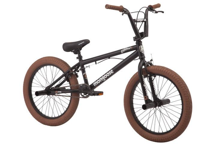 Walmart discounts the price of Mongoose BMX Bikes by up to 47%